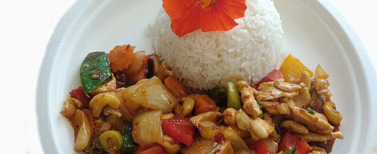 Fried Chicken Cashew Nuts